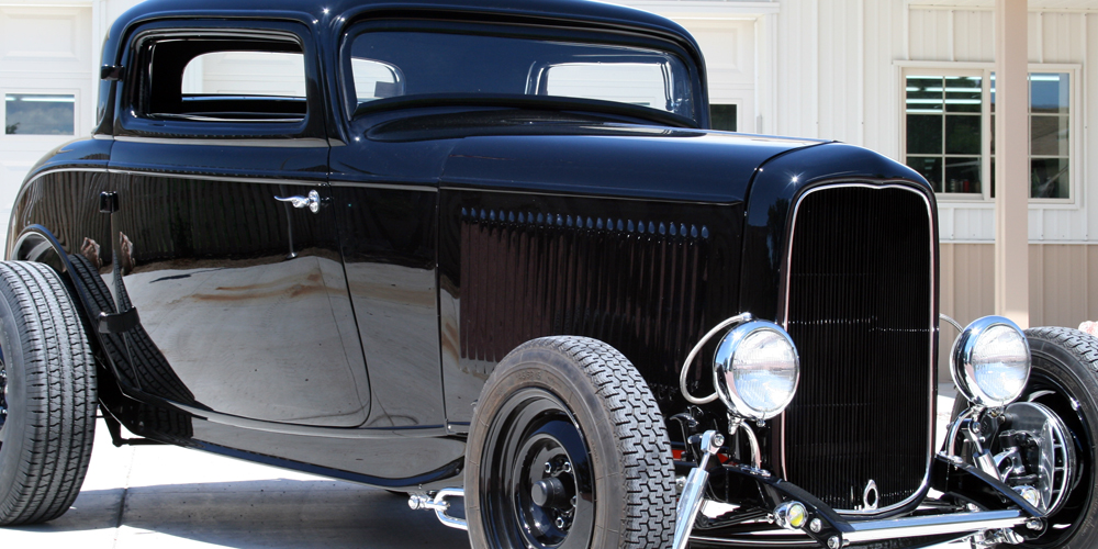 1932 Ford Three Window